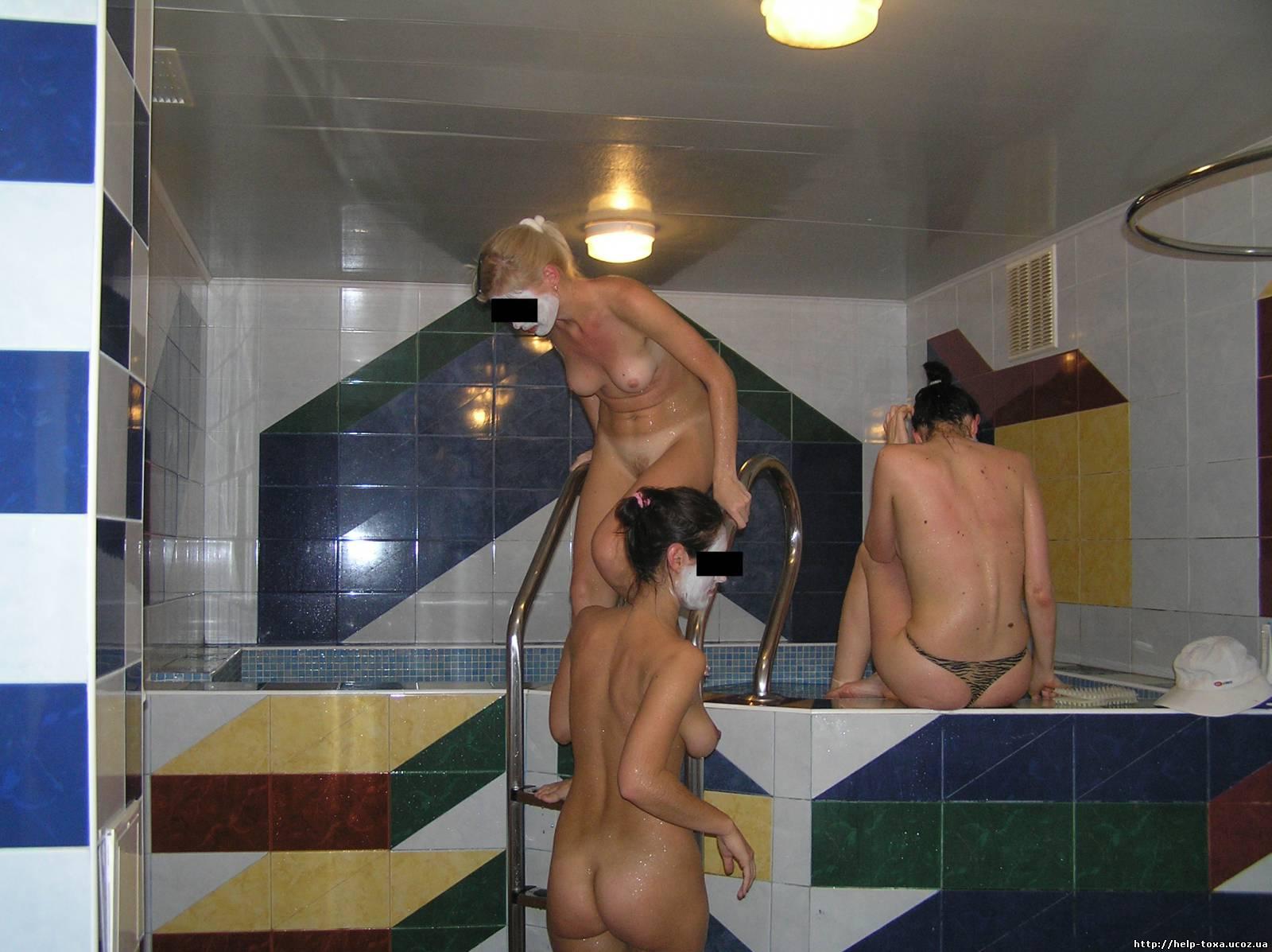 Трахнул в бане в деревне 18 фотография
